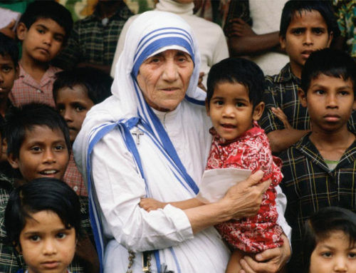 Mother Teresa: Drops of Kindness Like Ripples in a Pond