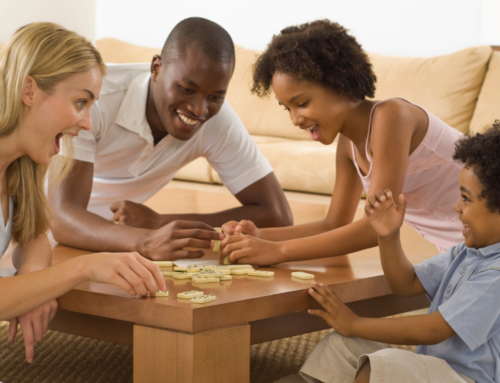 Kindness Tips 101: Host a Family Game Night!