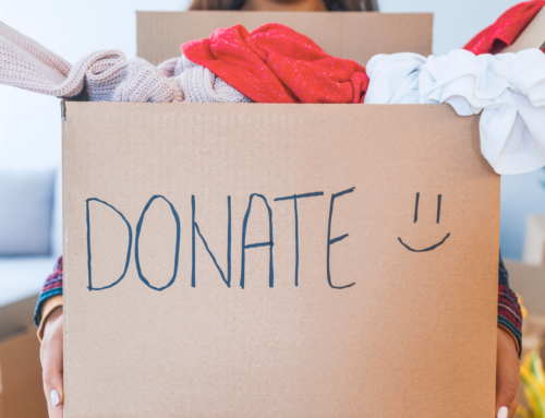 Kindness Tips 101: Donate!