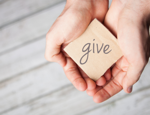 Spirit of Giving is A Special Magical Power
