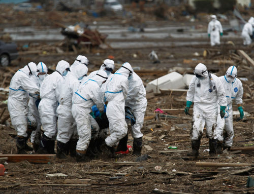 Fukushima-Acts of Kindness and Sacrifice