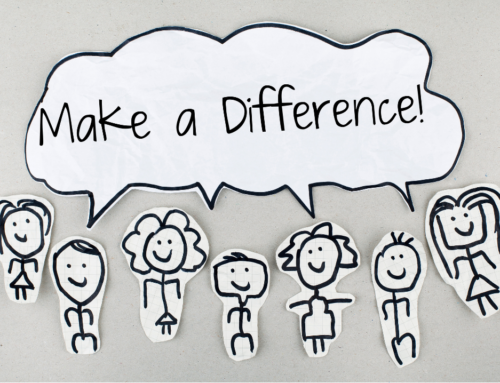 Train Your Brain To Be A Difference Maker
